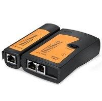 ハンドヘルドテスター USB LAN ネットワーク/電話ケーブルテスター RJ11 RJ12 RJ45 Cat5 ネットワークケーブルテスター