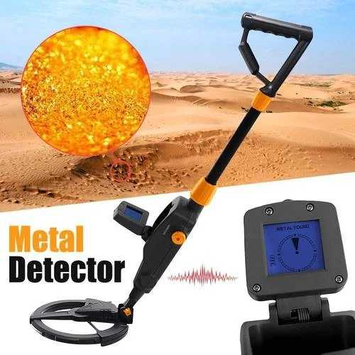 MD-1008A Kid Metaaldetector Ondergrondse Strand Zoeken Gold Finder Treasure Digger Kit Hunter Mijne Scanner Zoeken Outdoor Tool