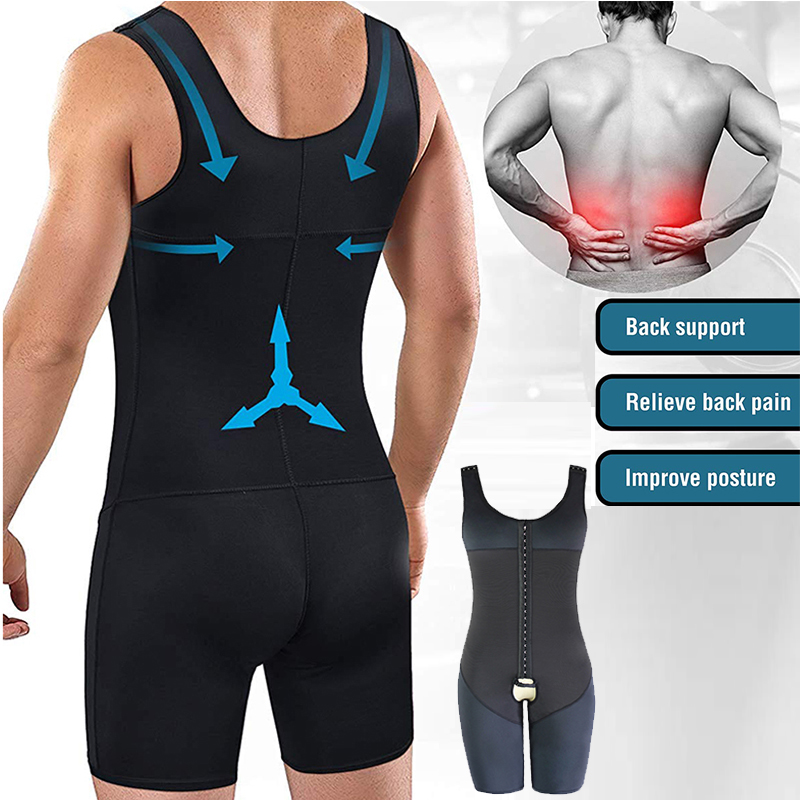Shapers Girdle Weight Loss Belly bodysuit Slimming Belly Shapewear Full Body Shapers Abdomen Waist Trainer Underwear S-6XL
