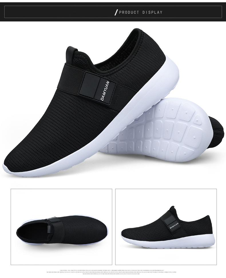 H3ad0696455464f49957c36cf03c8d4168 - Damyuan Woman Shoes Sneakers Flats Sport Footwear Men Women Couple Shoes New Fashion Lovers Shoes Casual Lightweight Shoes