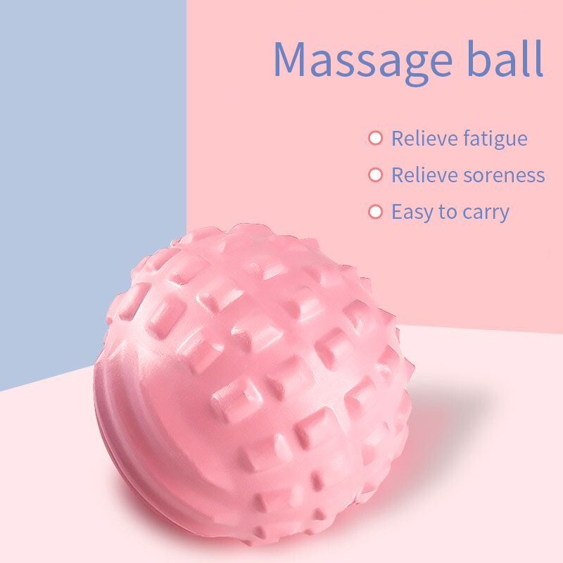 EPP Lacrosse Myofascial Exercise Ball and Peanut Massage Ball for Pain Relieve 11