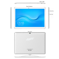 phone screen ANRY 4G LTE Phone Call 10.1 Inch Android 9.0 Tablet PC 8 GB RAM 128GB ROM 8000mAh Battery IPS Screen HD 1920x1200 WiFi Tablet (5)