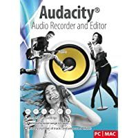 Audacity®Audio Recorder and Editor - Your professional sound studio for recording life time