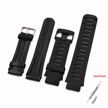 をのための適切な時計アクセサリーシリコーンの腕時計ストラップ X LANDER スパルタ戦士ストラップ凸 22 ミリメートル男性用の腕時計ストラップ