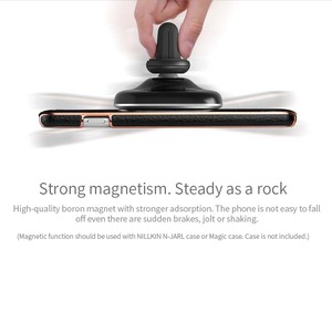 Image 3 - สำหรับ Samsung S10 Capa NILLKIN Qi Wireless Charger Pad & Magic Case สำหรับ Samsung S9 S9 + S8 S8 + สำหรับ Samsung S10 + Coque