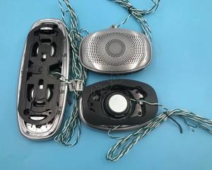 Image 5 - 7/64 color LED Lamp For Mercedes Benz S class W222 Ambient Light Auto Synchronous Original Audio Atmosphere Car Ceiling Speaker