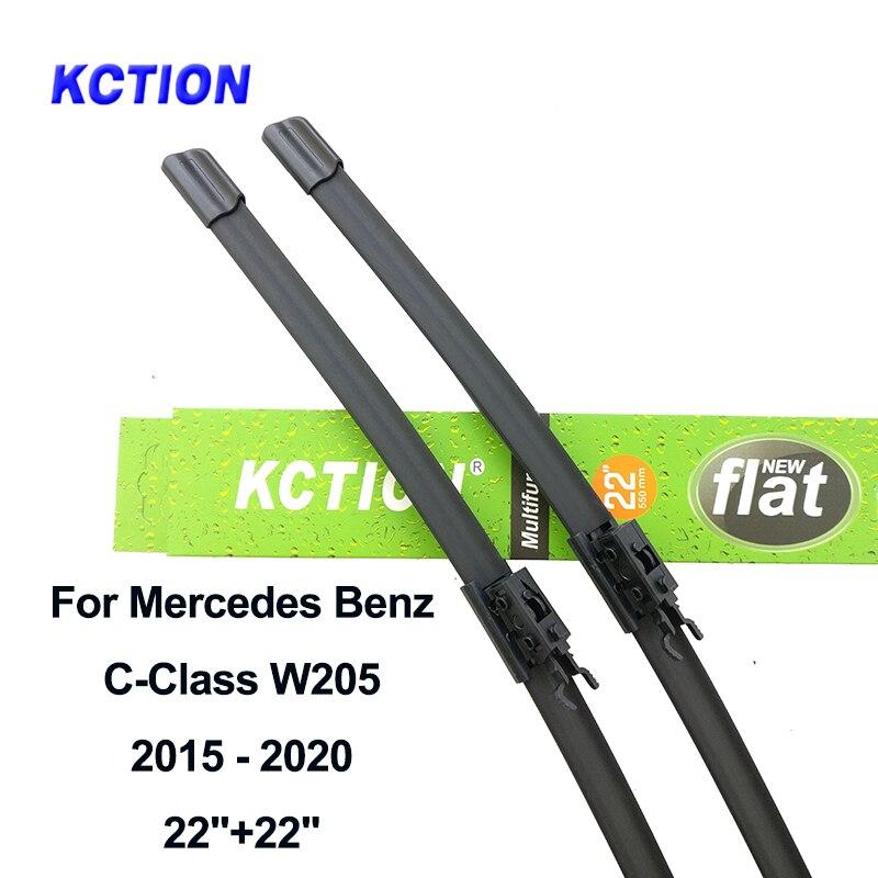 Windshield Hybrid Front Wiper Blade Windscreen Wiper Car Accessories For Mercedes Benz C Class W203 W204 W205 C180 C200 C230