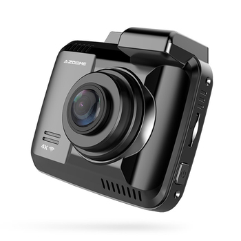 AZDOME 4K Dash Cam GS63H Car DVR Camera Wifi Dual Lens 1080P HD Night Vision G-sensor Dashcam Video Recorder Built in GPS image