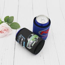 100pcs Neoprene Beer Cooler Sleeve Promotional Stubby Holders Stubbie For Business Can Holder Wedding Gifts Customised Coolers