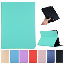 Soft back PU Leather Case for Huawei MediaPad M6 8.4 2019 Funda Smart Cover for Huawei M6 8.4 2019 VRD-AL09 Tablet Case+film+pen(China)