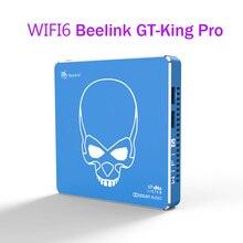 Beelink GT-Pro rey WIFI6 4G 64G S922X-H Android 9,0 caja de TV