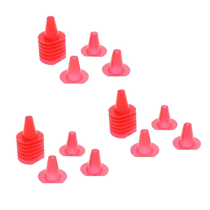 50 Pcs/pack Beekeeping Tool Cone Bee Plastic Escape Device Beehive Nest Door Bees Access In Out Control