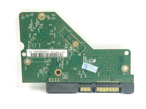 Image 2 - 1 pièces dorigine livraison gratuite 100% test carte de circuit imprimé HDD 2060 771702 001/2060 771702 001 REV A