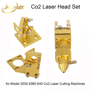 Image 1 - JHCHMX High Quality Co2 Laser Head Set for Model 2030 4060 K40 Small Co2 Laser Cutting Machines Co2 Laser Head Accessories