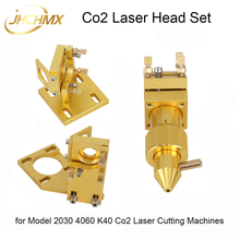 JHCHMX Hohe Qualität Co2 Laser Kopf Set für Modell 2030 4060 K40 Kleine Co2 Laser Schneiden Maschinen Co2 Laser Kopf zubehör