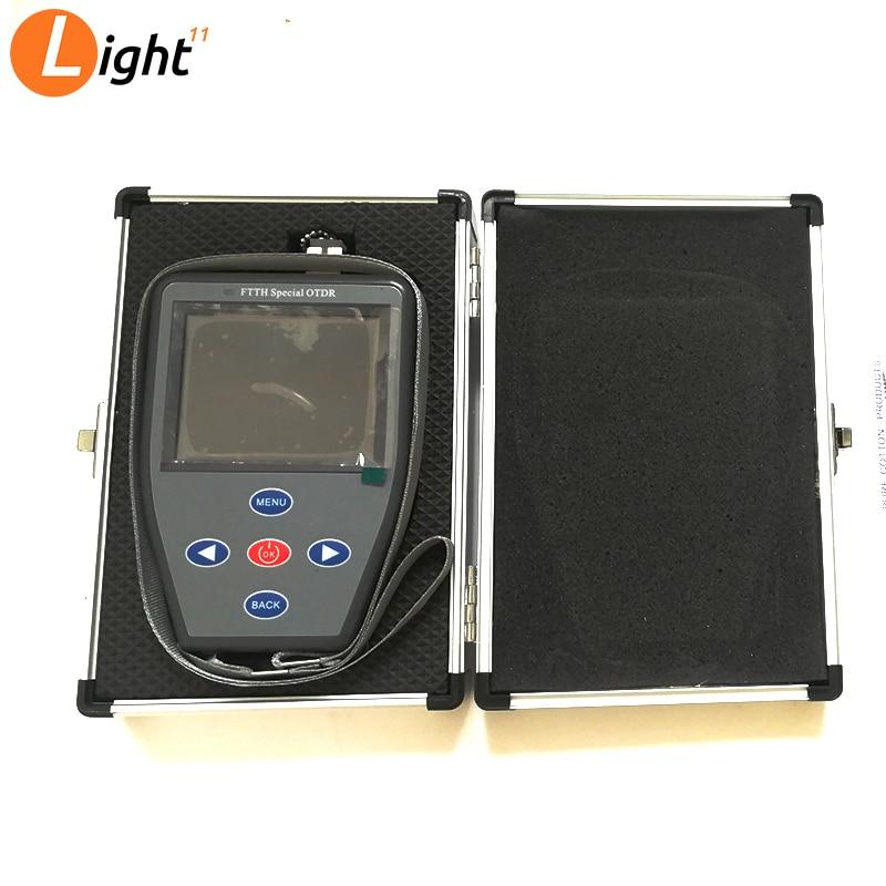MINI OTDR FTTH  Handheld Optical Power Meter +Red Light Source + Stable Light Source Multifunction Fiber Finding Faul