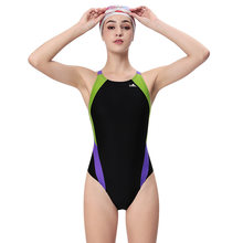 Yingfa fina aprovado uma peça terno de natação sexy sem costas fatos de banho feminino profissional esporte treinamento competição