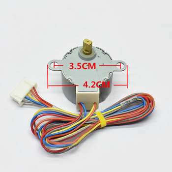 Replacement Air conditioner 12V Synchronous Swing-blade Motor for MP28GA for Mitsubishi Sharp Air conditioner Parts Repair Kit