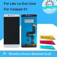 M & Sen pour Letv Le Eco Cool pour Coolpad S1 C105 changeur S1 C107-9 écran LCD + écran tactile numériseur pour Coolpad S1 C105