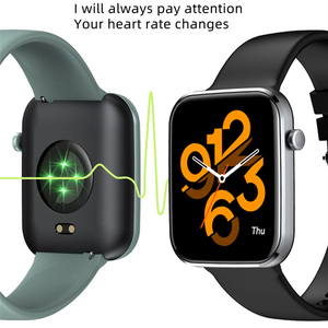Image 3 - Chycetスマート腕時計男性女性心拍数血圧フィットネストラッカー時計音楽コントロールスポーツスマートウォッチandroid ios 2021