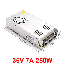 36V lighting transformer AC 110V 220V switching power supply 1A 2A 5A 6A 8A 10A LED power adapter for CCTV LED lamp