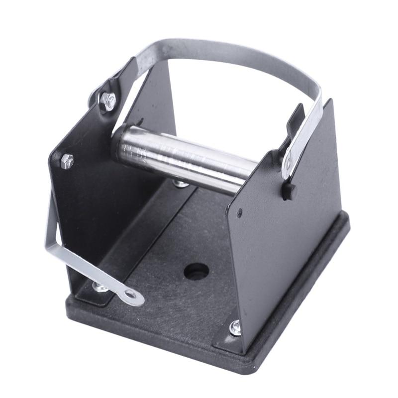 200G 1.0Mm Semi-Metal Tin Wire Frame Solder Ribbon Holder Adjustable Welding Reel Dispenser