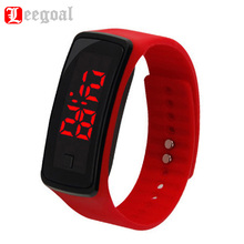 New LED Digital Watches Bracelet For Boys Girls kids Students Silicone Sports Electronic Watch Wristband Dropshipping