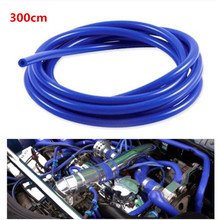 8mm Outer / 5mm Inner High Grade Silicone Vacuum Hose Gas Oil Fuel Line Tube 5MM ID For Car Truck Motorcycle