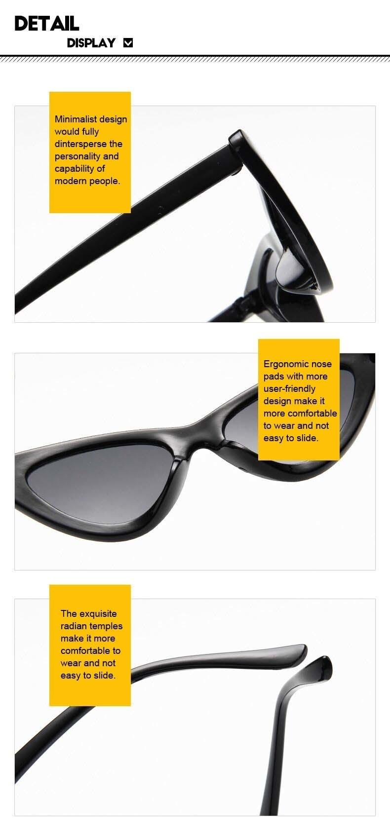 Cateye Vintage Sunglasses