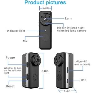 Image 2 - ZTour HD חכם מיני Wifi מצלמה AI אדם זיהוי IP/AP עלי ענן אחסון IR ראיית לילה אבטחת מקסימום 128G