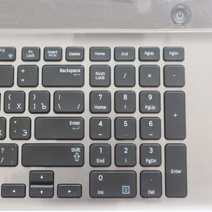 Image 3 - New Russian Keyboard for Samsung 500P7C 550P7C  NP550P7C NP500P7C RU laptop keyboard With C shell BA75 03791C