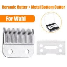 Сменные лезвия для машинки для стрижки 8504, электрический триммер для волос с 2 отверстиями, острый триммер, лезвие для парикмахерской
