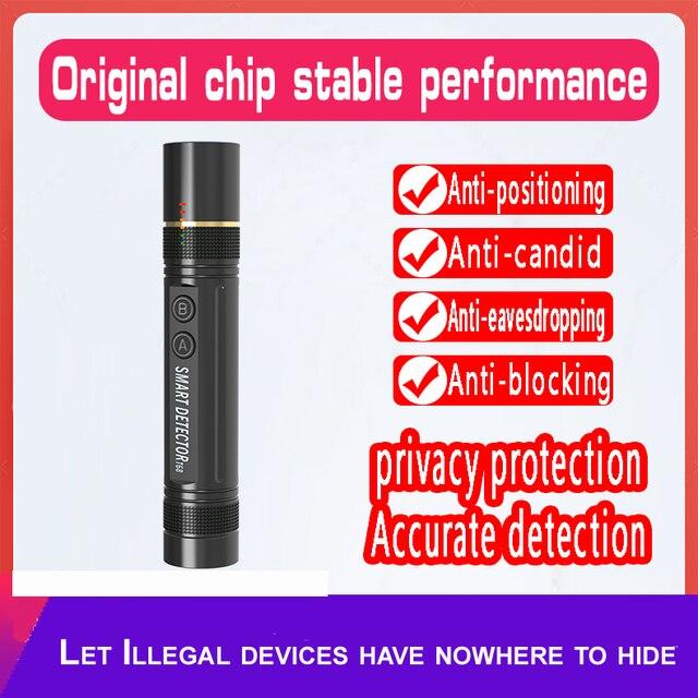 Mini Bug Detector GSM GPS Spy Hidden Camera Finder IR RF Cam Wireless Signal Voice Broadcasting Scanning Anti-Theft Anti-track 2