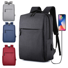 Men Women USB Charging Backpack Business 15inch Laptop Backpacks Teenager Bags Male Travel Nylon Waterproof Backpack mochila atwo waterproof backpack 15inch laptop backpacks men travel large capacity mochila business
