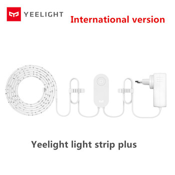[ International version ] yeelight light strip plus Extension Edition extend Up to 10M 16 Million RGB work to smart home app