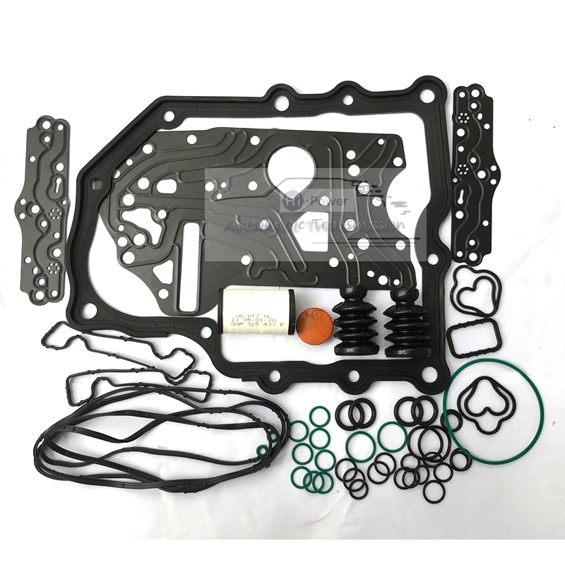 cheapest DQ200 0AM DSG 0AM325066AC Accumulate Housing Gearbox Overhaul Gasket Filter Rubber Ring Dirt-proof Cover Kit For Audi Skoda OAM