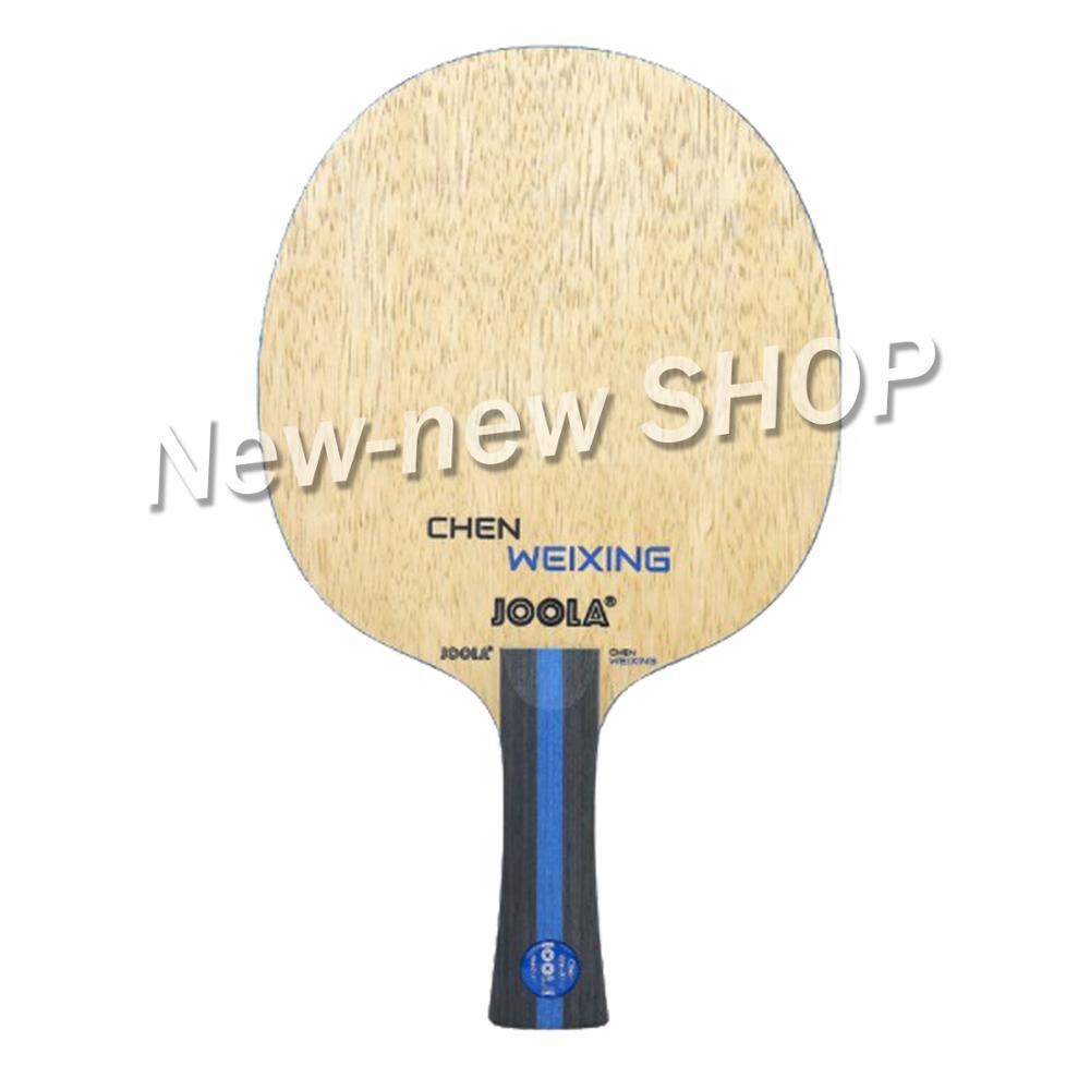 Joola CHEN WEIXING 2.0 New Chop Racket (7 Ply Wood Defensive, Big Size) Joola Table Tennis Blade CWX Ping Pong Bat Paddle