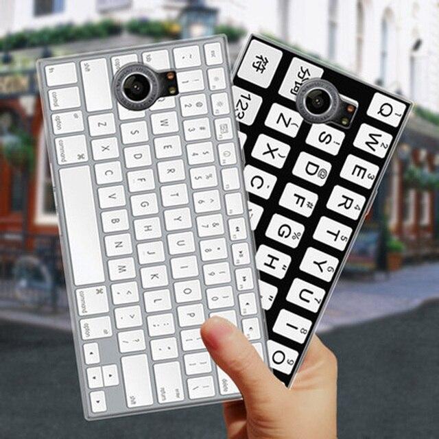 For BlackBerry priv case silicon Hard cases For Black Berry priv cover case cartoon phone cover for BlackBerry Venice stv100-2