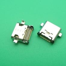 5 pcs 50 pièces prise de prise de Dock de Port de Charge de USB type C pour Lenovo ZUK Z1 Z2 Z2PRO P1C72 P1C58 connecteur de Charge pièces de réparation