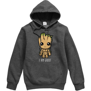 I AM GROOT Movie Series Printed Male Hoodies Avengers Hoody Csaual Hip Hop Mens Pullover Funny Streetwear Hipster Tracksuit Top(China)