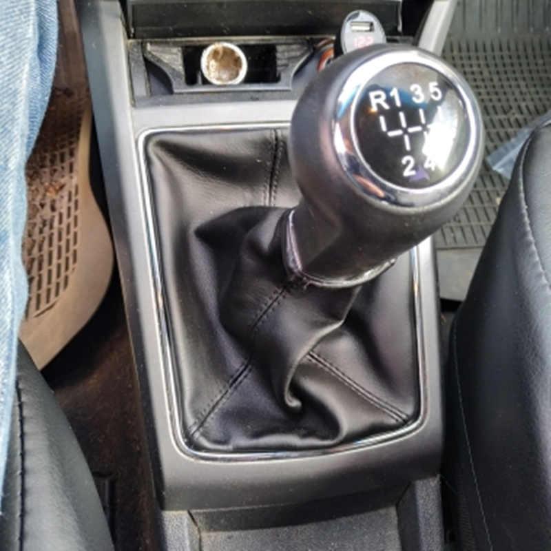 Opel ASTRA H perilla de palanca de cambios, palanca de cambios, empuñaduras de freno de arranque para coche, antideslizante, freno de mano aparcamiento, funda, Collar