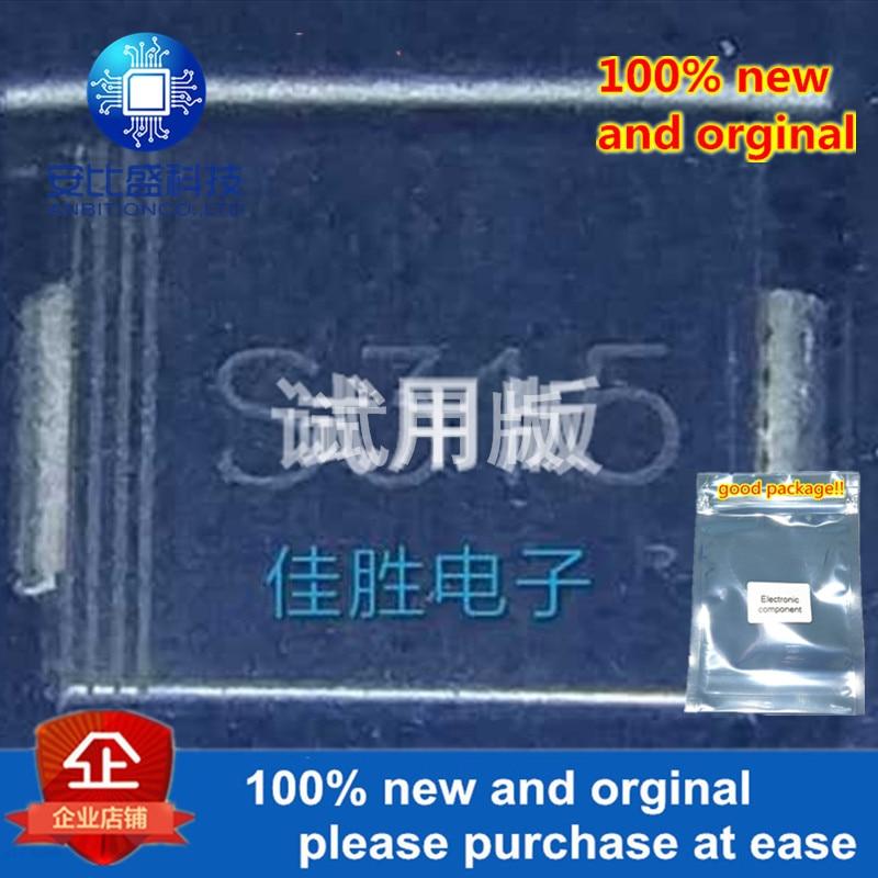 20pcs 100% New And Orginal SK3150SC 3A150 Schottky Diodes DO214AB Silk-screen S315