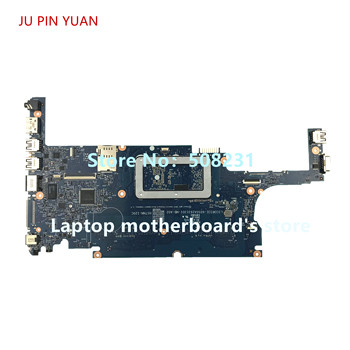 JU PIN YUAN 802505-001 802505-501 802505-601 for HP EliteBook 725 G2 Laptop Motherboard with A6-7050B 100% fully Tested