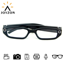 JOYZON 1080p HD Smart Glasses Camera Photo Video Recorder Mini DV Camcorder for Outdoor Mini Camera Glasses sunglasses mini camera dv wide angle 120 degrees camera hd 1080p for outdoor action sport video mini camera secret glasses cam