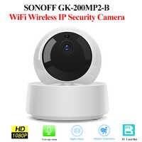 SONOFF GK-200MP2-B 1080P HD Mini Smart Home Wifi Wireless IP Kamera IR Nacht Vision Baby Monitor Überwachung Sicherheit Kameras