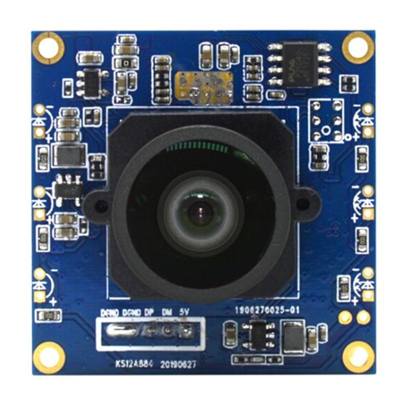 Веб-камера Sony IMX377, 12 МП, USB