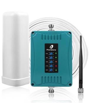 GSM 2G 3G 4G wzmacniacz sygnału komórkowego 700 850 1800 2100 2600MHz wzmacniacz sygnału telefonu komórkowego LTE wzmacniacz powielacz tanie i dobre opinie 700 850 1800 2100 2600MHz Amplifier 70db 300-1000 sq ft All AU carriers 2G 3G 4G mobile phone signal 28 5 3 1 7 700 850 1800 2100MHz