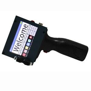 Image 2 - Akıllı taşınabilir tarih yazıcı lazer markalama makinesi üretim tarihi QR kod kodlama makinesi 2 12.7MM siyah mürekkep kartuşu