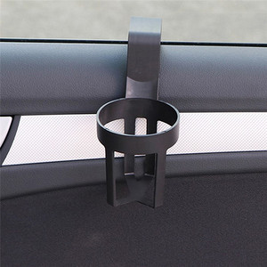 Universal Car Beverage Cup Drink Bottle Can Holder In-car Portable Car Accessories Car Accessories Interior Door Mount Dropship