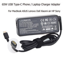 Зарядное устройство coinkos usb type c макс 65 Вт 45 адаптер